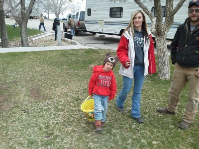 Fifth Annual Rotten Egg Hunt