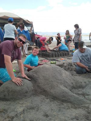 Fifth Sand Castle Building Competition