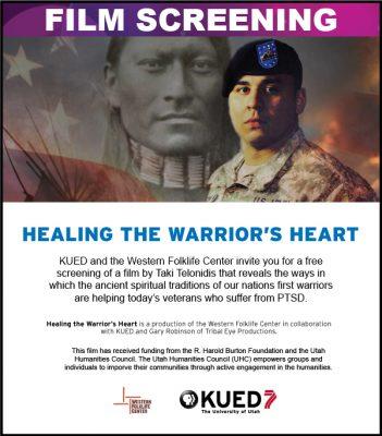 Film Screening - Healing The Warrior's Heart
