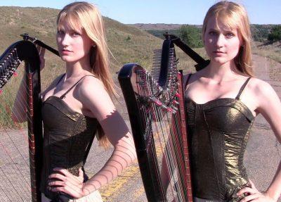 Harp Twins in Concert