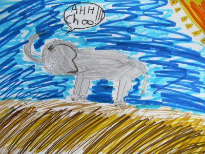 Hogle Zoo Art Camp Session 2
