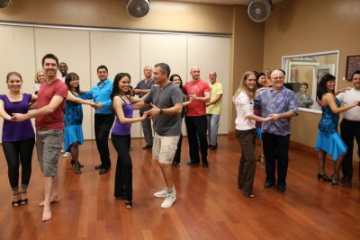 Learn Zesty Salsa Dance - Crash Course for Complete Beginners!