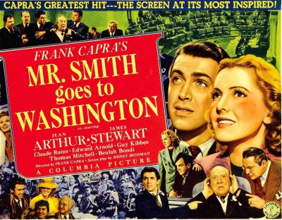 Mr. Smith Goes to Washington Film Screening and Discussion