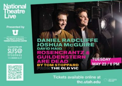 National Theater Live Presents Rosencrantz and Guildenstern Are Dead