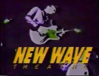 New Wave Dance Party