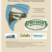 Palisade State Park 5th Annual Fishing Tournament