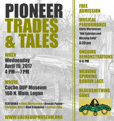 Pioneer Trades and Tales