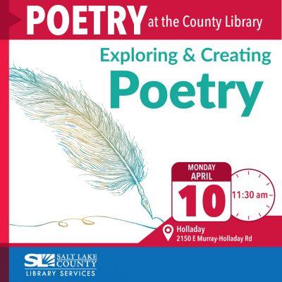 Poetry Workshop: Florin Nielsen