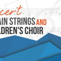 Rocky Mountain Strings with One Voice Childrens Choir