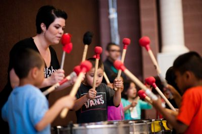 Samba Camp for Youth: Ages 5-8