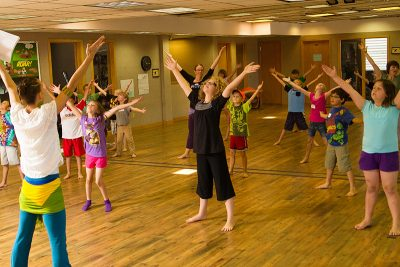 Samba Camp for Youth: Ages 9-12