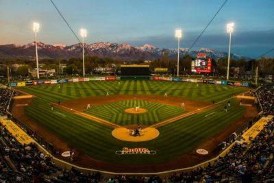 Salt Lake Bees vs. Tacoma Rainiers