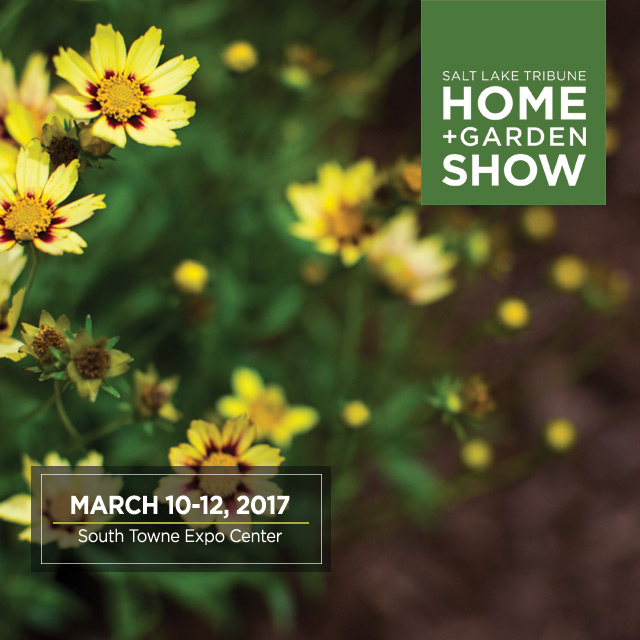 Salt Lake Tribune Home Garden Show Presented By