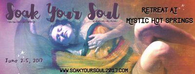 Soak Your Soul: A Mind, Body, and Spirit Retreat