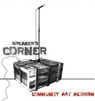 Speakers' Corner SLC: DEMOCRACY