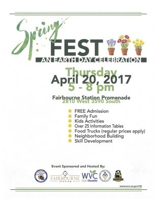 Spring Fest An Earth Day Celebration