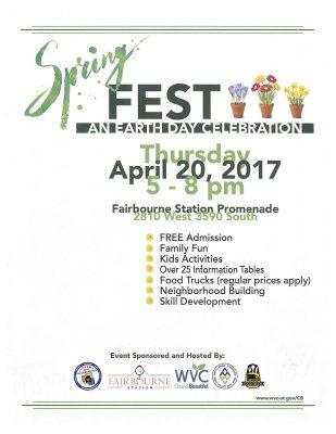 Spring Fest An Earth Day Celebration