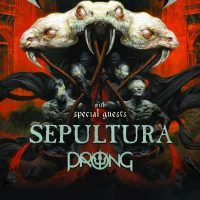 Testament with Sepultura