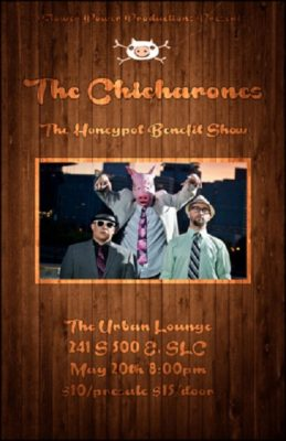 The Honeypot Festival Benefit Show with The Chicha...