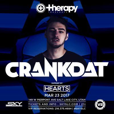 Therapy Thursdays: CrankDat