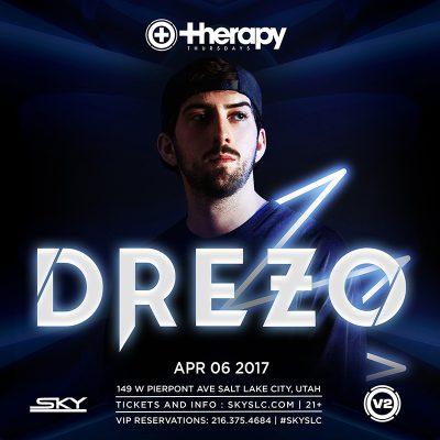 Therapy Thursdays: Drezo