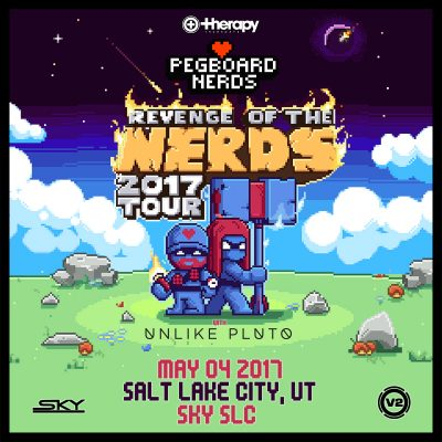 Therapy Thursdays: Revenge of The Nerds: Pegboard Nerds