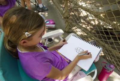 This is the Place Park Art Camp Session 1