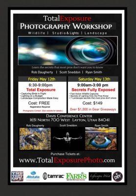 Total Exposure Photo Workshop