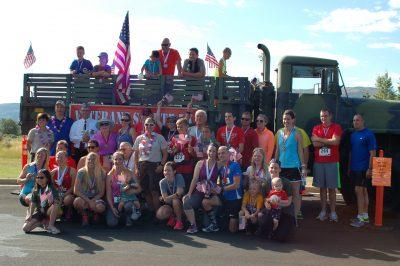 Veteran's Appreciation Day – Veterans Salute 5K, Fun Run, and Pancake Breakfast