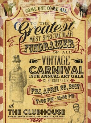 Vintage Carnival - Non Profit School Fundraiser