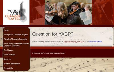 YACP Final Spring Concert