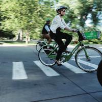 Salt Lake City Mayor's Bike to Work Day
