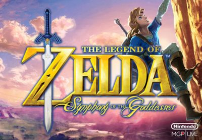 The Legend of Zelda: Symphony of the Goddesses presented by