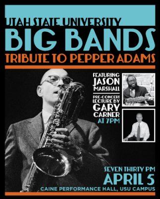 Big Bands Tribute to Pepper Adams