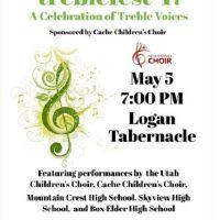 Cache Children's Choir Treblefest' 17