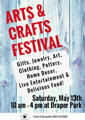 Draper Arts & Crafts Festival 2017