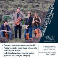 Fry Street Quartet Chamber Music Festival