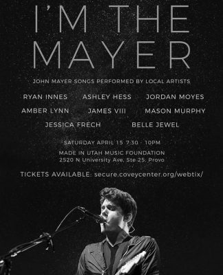 Songs of John Mayer... I'm the Mayer