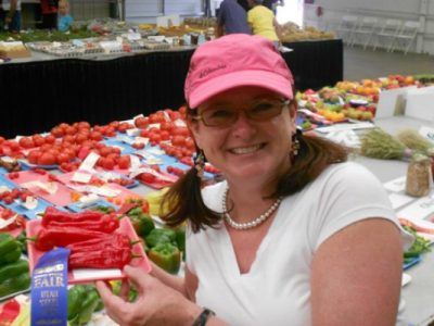 Blue Ribbon Vegetable Gardening: It's All About the Fun!