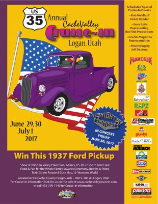 Cache Valley Cruise In