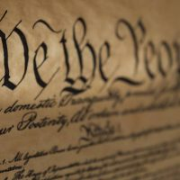 Constitutional Reverence or Democratic Faith? - Taylorsville