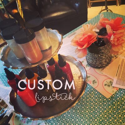 Craft Lake City and Skinworks Presents: Lipstick Workshop with Natalie Parkin
