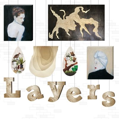 DAC April Exhibition: Layers Reception