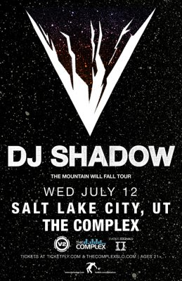 DJ Shadow - The Mountain Will Fall Tour