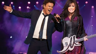 Donny and Marie