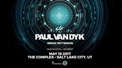 Dreamstate Presents: Paul van Dyk in Salt Lake Cit...