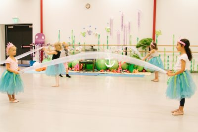 Fantasy Camps at Ballet West Academy