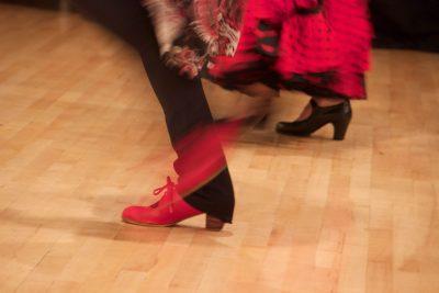 Flamenco Choreography Class