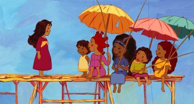Free Family Movie: Mia and the Migoo (French)
