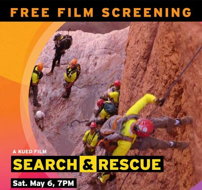 Free Screening - KUED Film - Search and Rescue